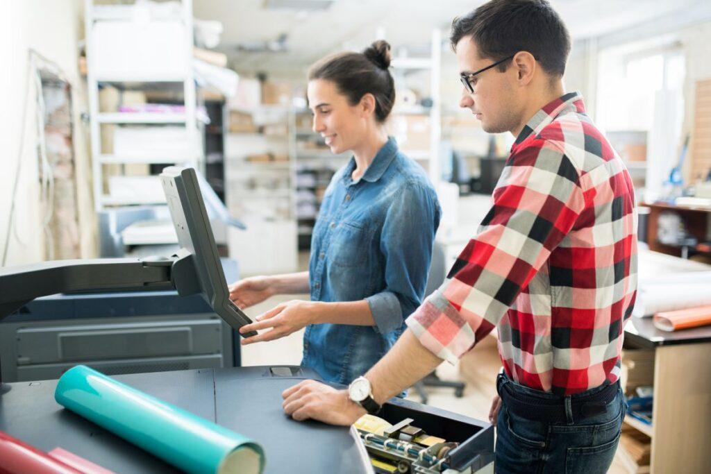 Po czym rozpoznamy naprawdę dobrą drukarnię?