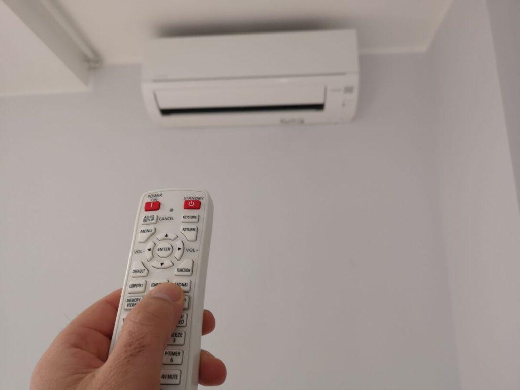 Klimatyzacja do biura