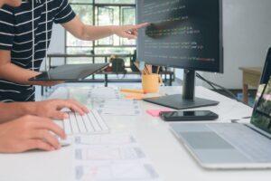 Własna strona internetowa – wizytówka firmy w świecie wirtualnym