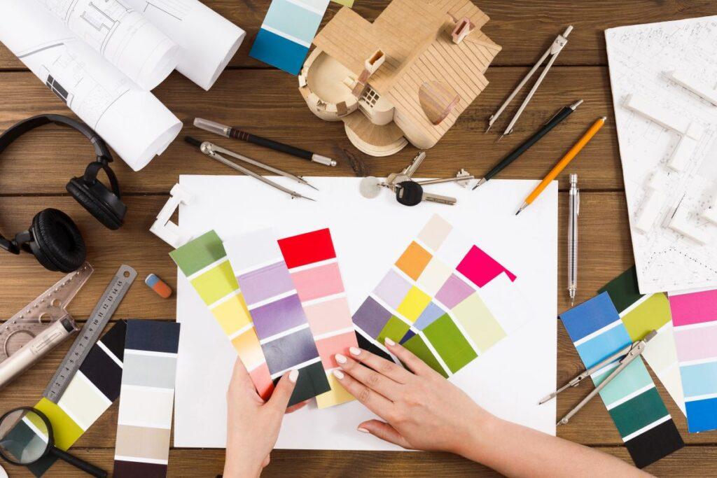 Czy warto zająć się projektowaniem wnętrz?
